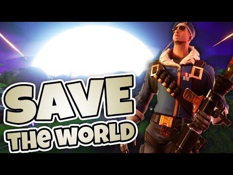 Zvětšuju svoji základnu - Save The World