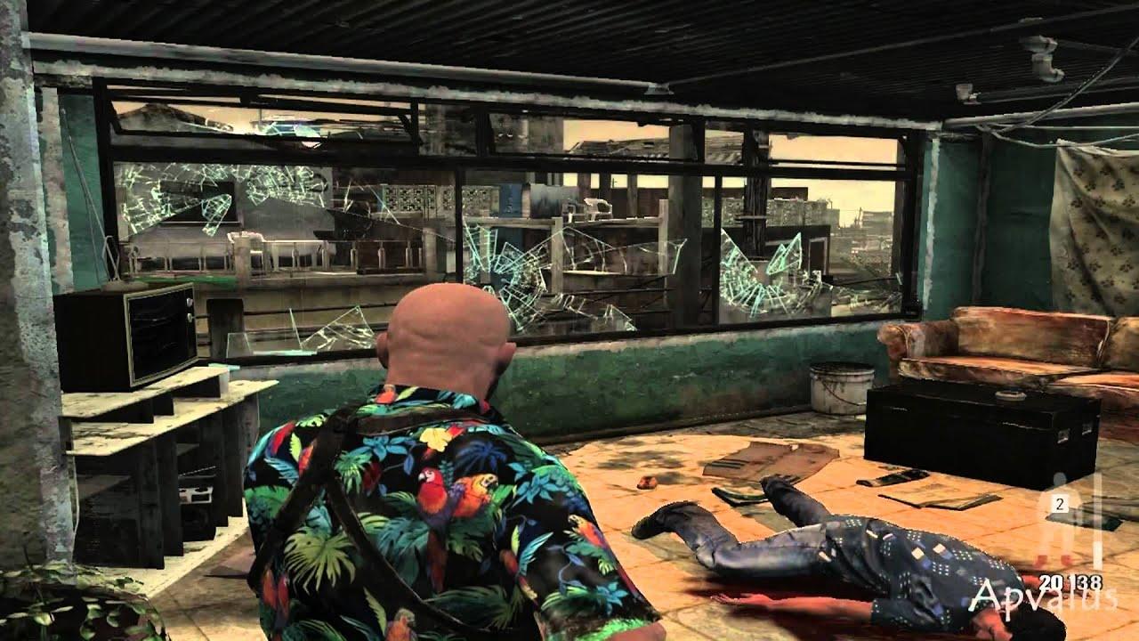 Ver Max Payne 3: Chapter 9 Gameplay [ PC HD ] en Español Online