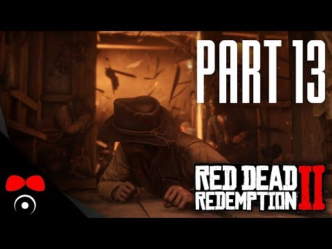 ROMEO A JULIE! | Red Dead Redemption 2 #13