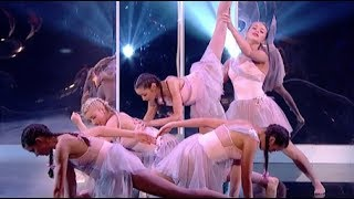Alesha's Golden Buzzer Act Dance Their Way With 'Rise Up' | Semi Final 4 | BGT 2017
