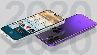 2020 iPhones Excite! Touch ID 3, Best iOS 13 Concept & SE 2!