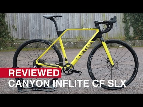 Canyon Inflite CF SLX cyclocross bike Reviewed