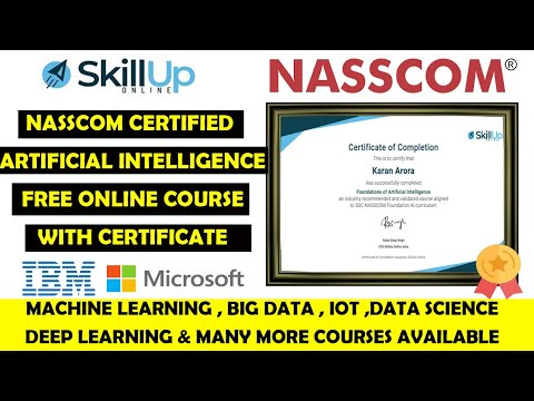 Artificial Intelligence Free Online Course with Certificate from ...