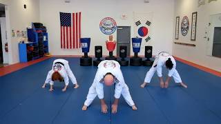 Little Tigers/Low Belt Standing Warm Up