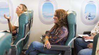 Tres expertos explican cómo perder el miedo a volar con Flores de Bach