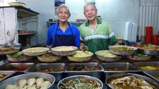 Experience The Teochew Porridge & Rice at Jalan Sultan  潮州粥饭苏丹街