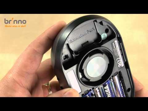 Brinno-Front Door Security Camera- Unboxing