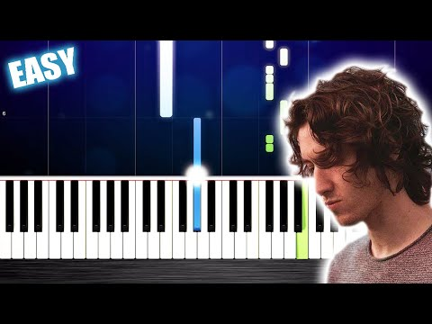 Dean Lewis - Be Alright - EASY Piano Tutorial by PlutaX