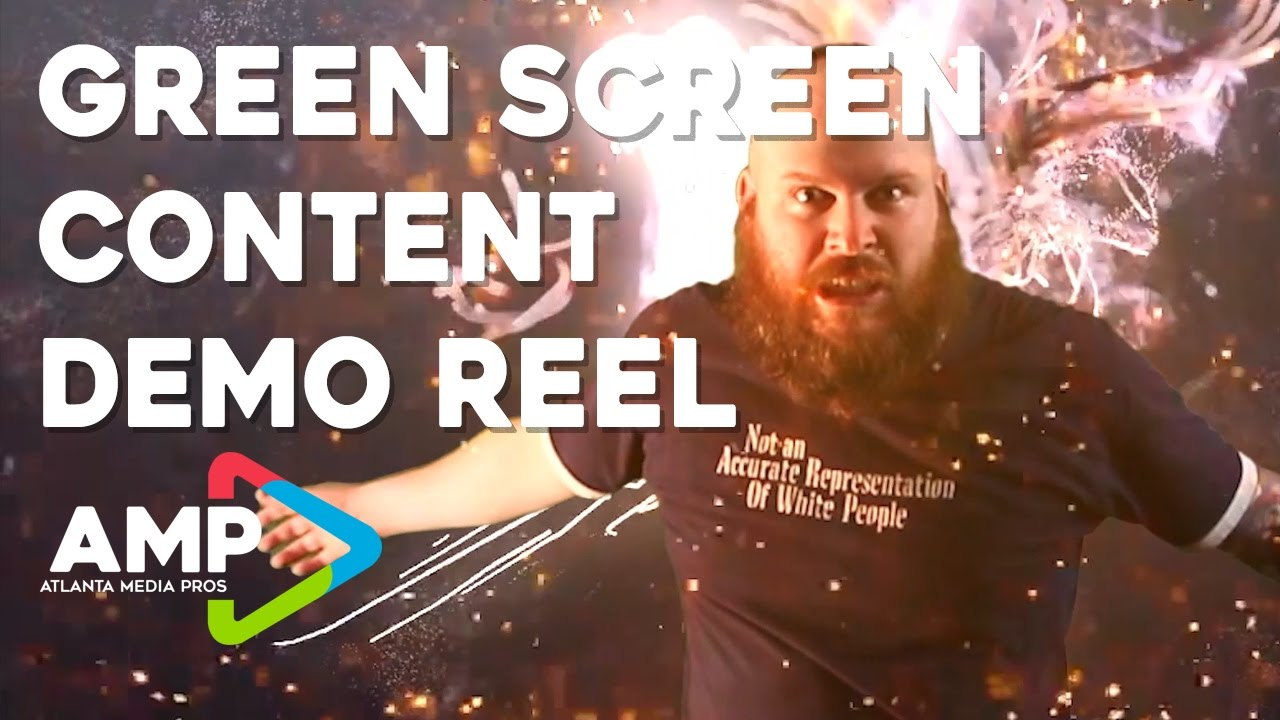 Green Screen Reel