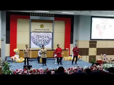 Majestic (Bintang Syurga - UNIC ft Raqib Majid) | Pentas Dakwah Aikol 2018