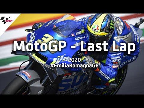 MotoGP ミサノサーキット(エミリア・ロマーニャGP)ラストラップのダイジェスト動画