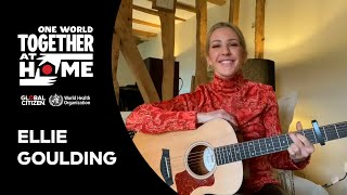 """Ellie Goulding performs """"Love Me Like You Do""""  