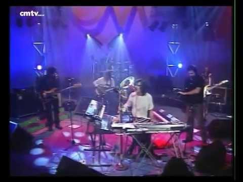 Charly García video Anhedonia - CM Vivo agosto 2002