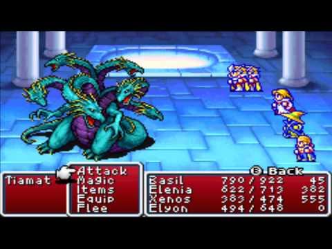 Steam Community Video Final Fantasy 1 Dawn Of Souls Gba Boss