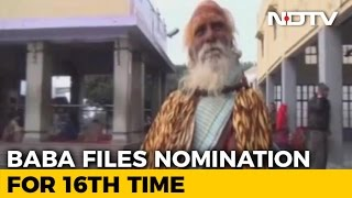 73-Year-Old Who Has Lost Every Election Is UP