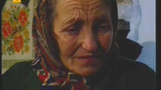 Dzien bieszczadzki w TVP Kultura 14 01 2006, Łemkowie modlitwa za zmarłych