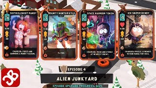ALIEN JUNKYARD EPISODE - South Park: Phone Destroyer Gameplay Part 3