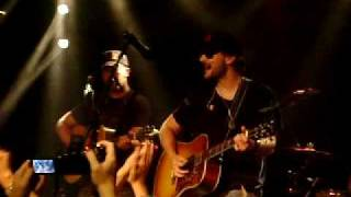 Eric Church - Lotta Boot Left To Fill (Stripped - 2009 CMA Music Fest)