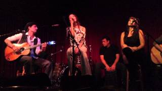 Chantelle Barry-The Hotel Cafe- Fly Away/Day By Day/You/Better In Two's highlights