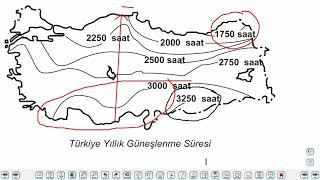 Eğitim Vadisi 9.Sınıf Coğrafya 16.Föy Ülkemizde İklim 1 Konu Anlatım Videoları