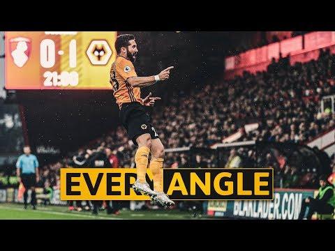 Joao Moutinho's wonder strike at Bournemouth   Every Angle