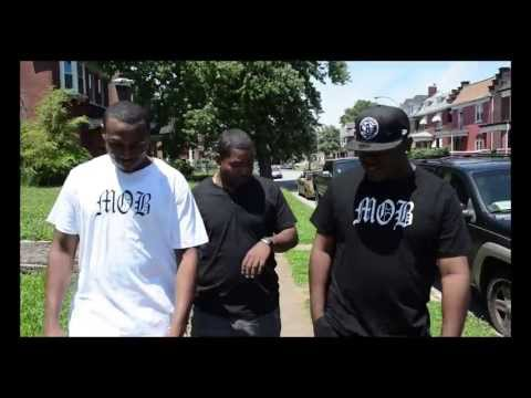 M.O.B. HAND'S UP VIDEO