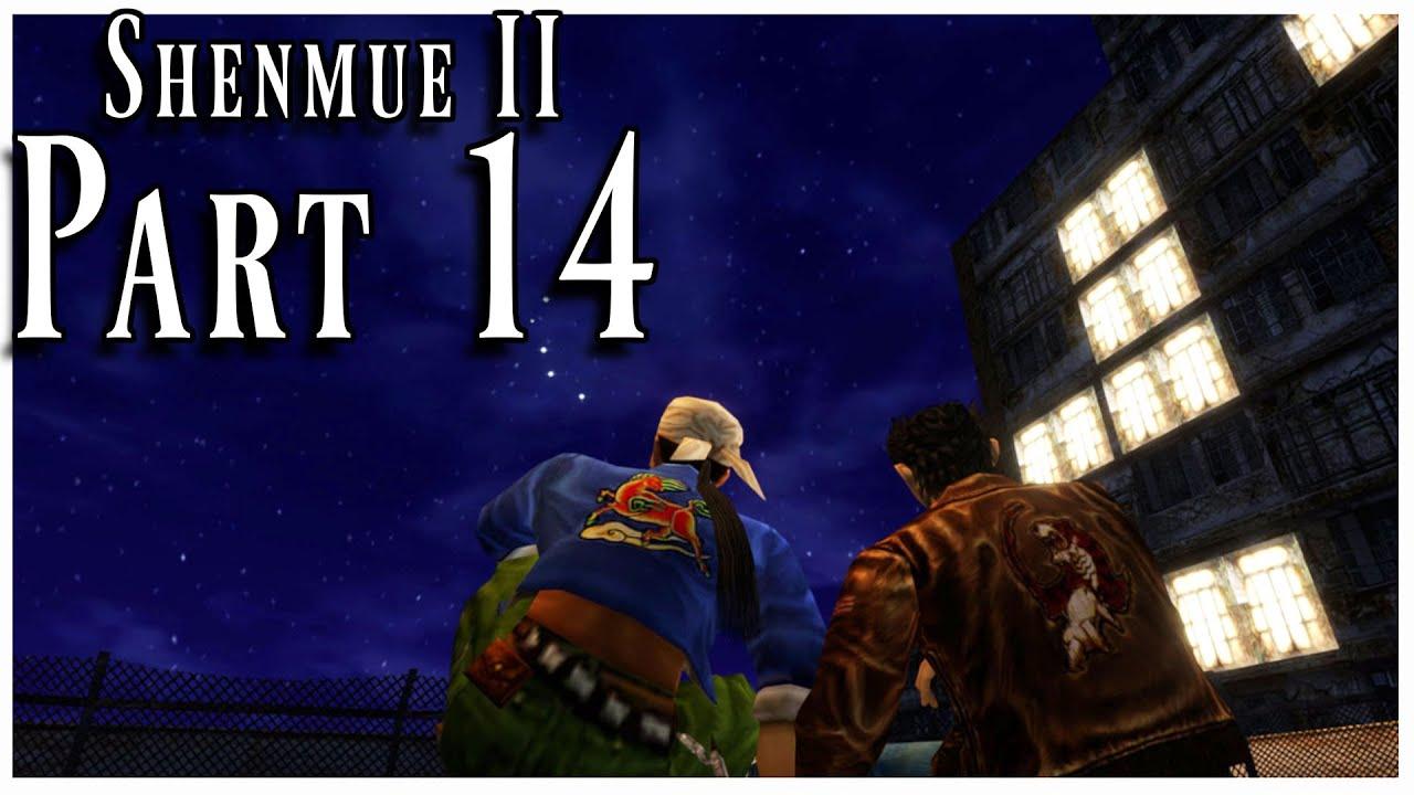 Shenmue 2 HD – Part 14: Drachen schlafen nicht
