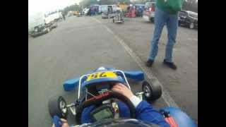 preview picture of video 'Karttraining Lohsa Onboard'