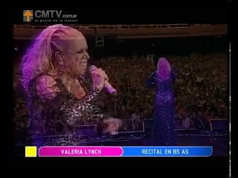 Valeria Lynch video Que ganas de no verte nunca más - Teatro Gran Rex - Diciembre 2012