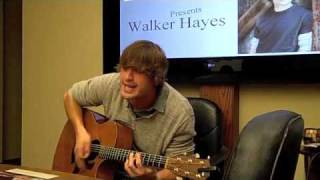 White Boy - Sugarhill Gang Tribute by Walker Hayes