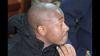 Suspect in arms racket 'impersonated KDF officer' - VIDEO
