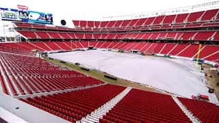 Inside Levi's Stadium: Home of the San Francisco 49ers   Innovation Nation
