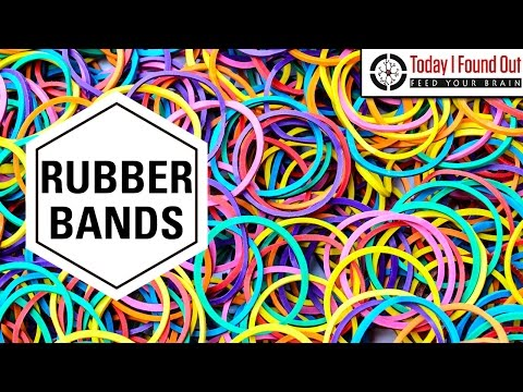 The Rubber Band: Holding It Together Since 1820