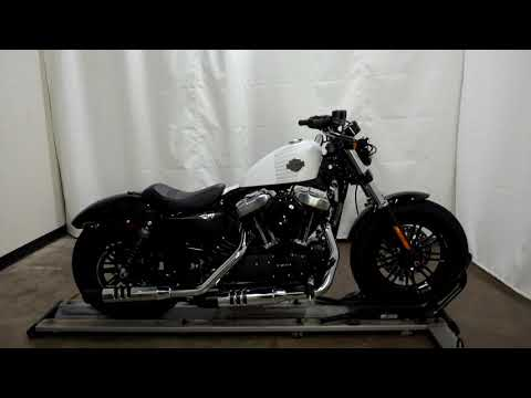 2017 Harley-Davidson Forty-Eight® in Eden Prairie, Minnesota - Video 1
