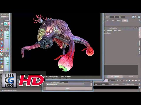 "CGI 3D Tutorial : ""Rendering Basics in Maya"" – by 3dmotive"