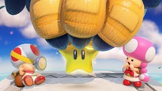 Captain Toad Treasure Tracker Walkthrough - Part 1 - Episode 1 (Stages 1-10)
