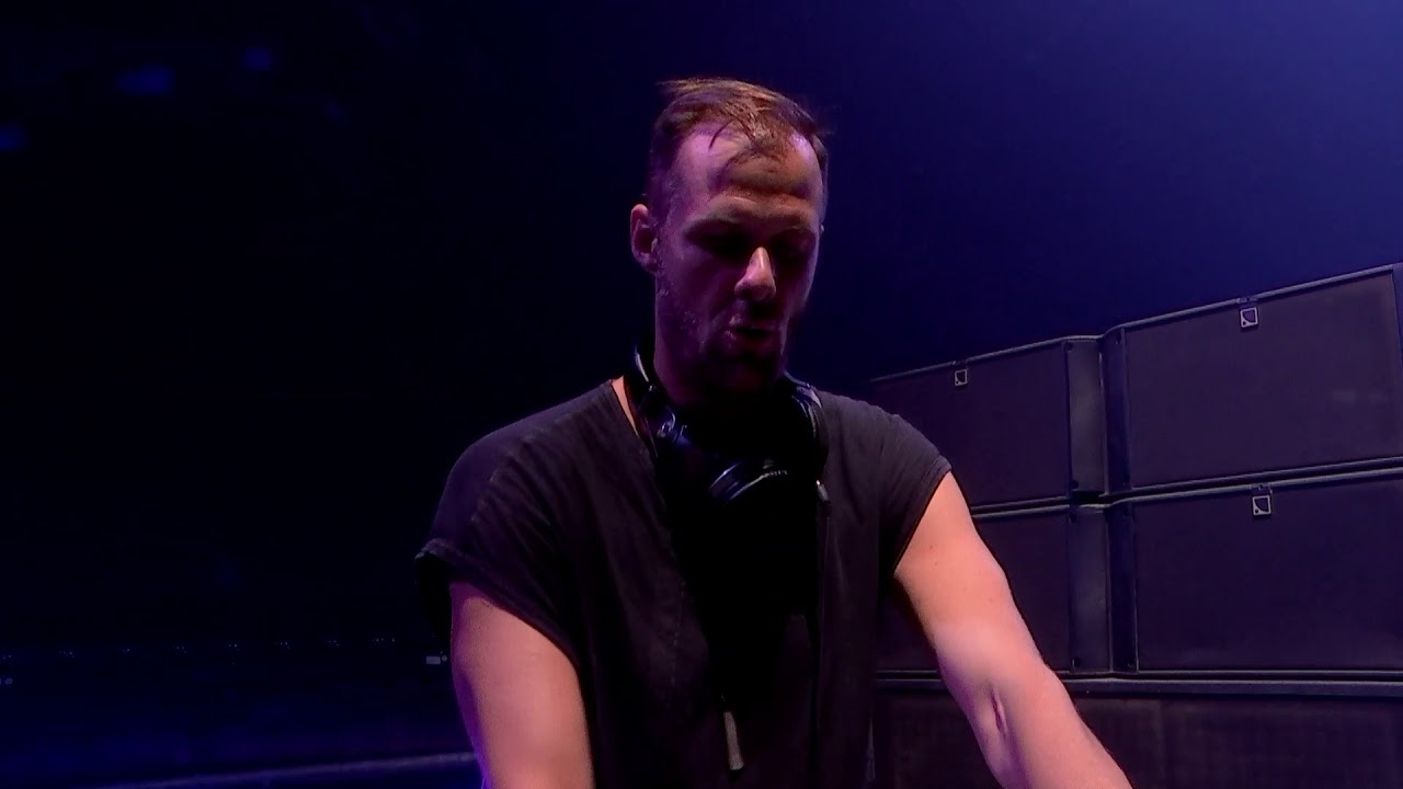 Adam Beyer - Live @ Tomorrowland Belgium 2018 W2 Atmospehere Stage