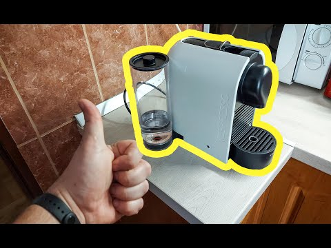 Nespresso U - Step by step repair guide  KRUPS XN250