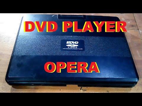 DVD Проигрыватель OPERA.  Разбираю на  запчасти...