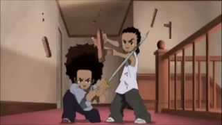 The Boondocks (AMV) Where The Hood at
