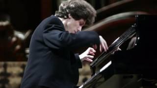 Rafał Blechacz - J.S. Bach: Partita No. 3 in A Minor, BWV 827