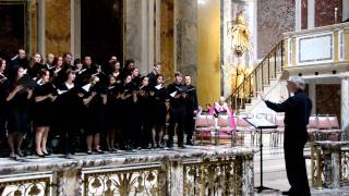 Ave Maria Biebl. Schola Cantorum St Matthew's Cathedral
