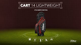 Cart 14 Lightweight Women's Bag-video