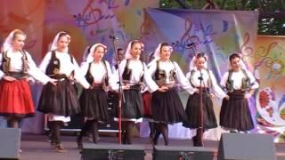 Игре из околине Лесковца - Први дечији ансамбл КУД