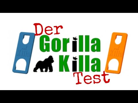 YouTube Video zu Gorilla Killa Liquid Flaschenöffner