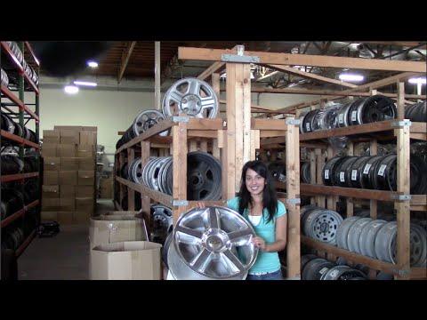 Factory Original Chevrolet Blazer-Full Rims & OEM Chevy Blazer-Full Wheels – OriginalWheel.com
