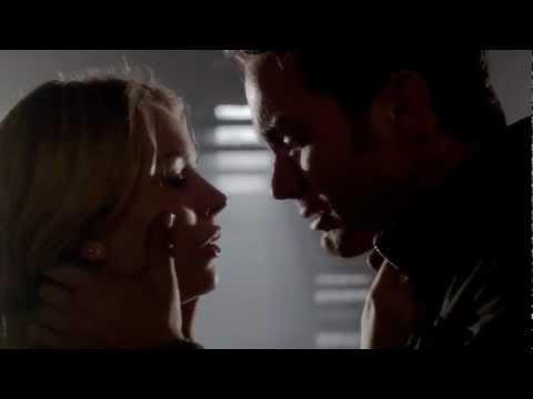 The Secret Circle 1x17 - Adam & Cassie last kiss