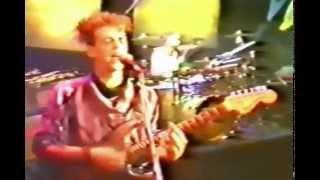 Soda Stereo - Danza Rota - Teatro Astros - 1985