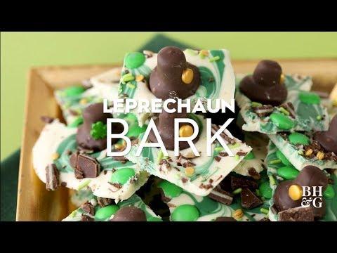 Leprechaun Bark | Fun With Food | Better Homes & Gardens