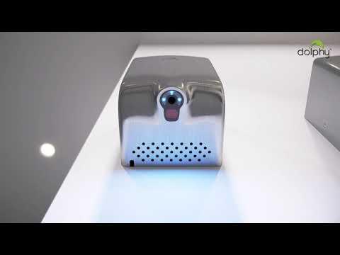 304 Stainless Steel High Speed Hand Dryer